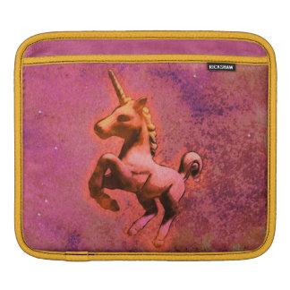 Unicorn iPad Sleeve (Red Intensity)