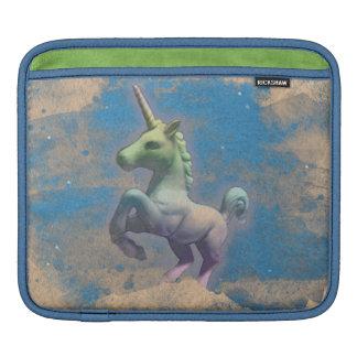 Unicorn iPad Sleeve (Sandy Blue)