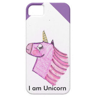 Unicorn iPhone 5 case