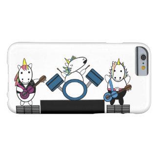 Unicorn Kawaii Punk Band Barely There iPhone 6 Case