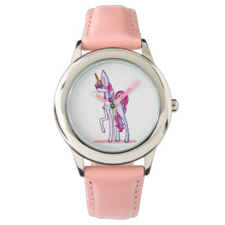 Unicorn  Kid's Stainless Steel Watch