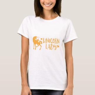 unicorn lady T-Shirt
