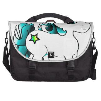 Unicorn Laptop Commuter Bag