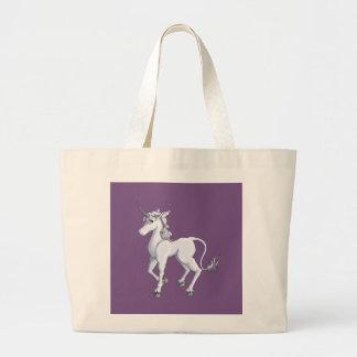 Unicorn Large Tote Bag
