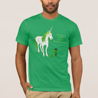 Unicorn Leprechaun Shirt