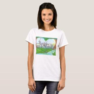 Unicorn Love Herd Tshirt