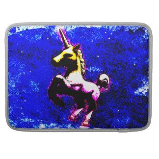 Unicorn Macbook Sleeve (Punk Cupcake)