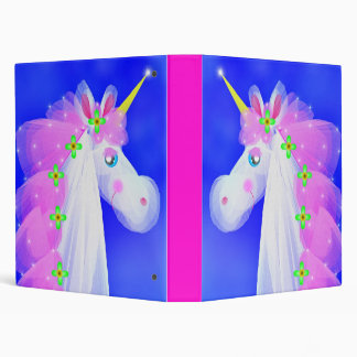 Unicorn Magic Binder