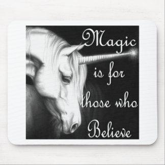 Unicorn Magic Mouse Pad