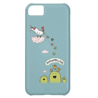 Unicorn Marshmallows Case For iPhone 5C