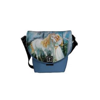 unicorn mini bag commuter bag