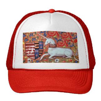 UNICORN MONOGRAM TRUCKER HAT