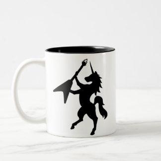 UNiCORN MUGS/STEINS Two-Tone Mug