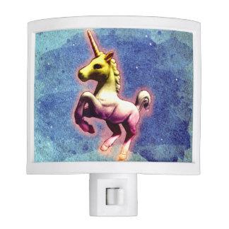 Unicorn Night Light (Galaxy Shimmer)