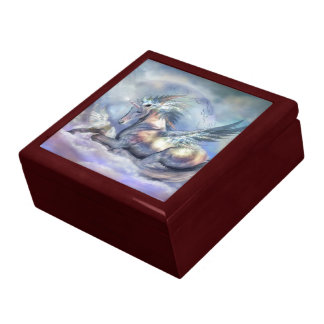 Unicorn Of Peace Art Gift Box
