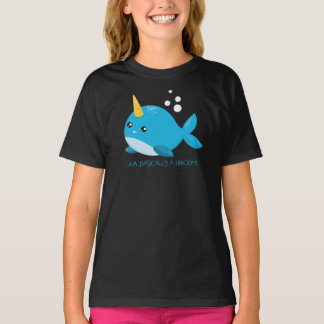 Unicorn of the Sea Kids T-Shirt