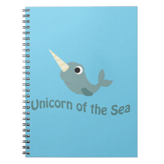 Unicorn of the Sea Notebooks