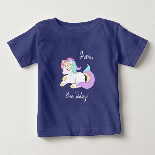 Unicorn one today t-shirt
