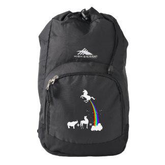 Unicorn origin backpack