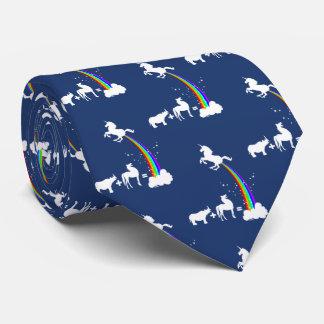 Unicorn origin tie