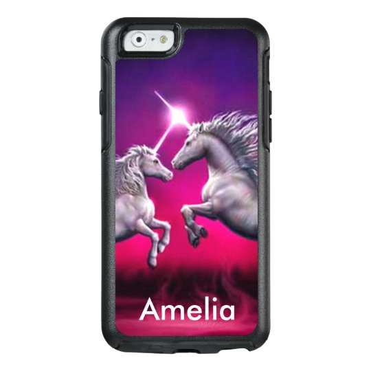 Unicorn:OtterBox Symmetry iPhone 6/6s Case