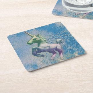 Unicorn Party Coasters (Blue Arctic)