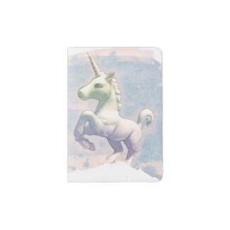 Unicorn Passport Holder Cover (Moon Dreams)