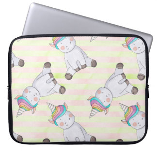 Unicorn Pattern Laptop Sleeve
