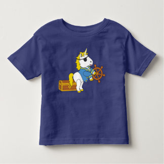 Unicorn Pirates Toddler T-shirt