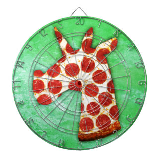 Unicorn Pizza Dartboard