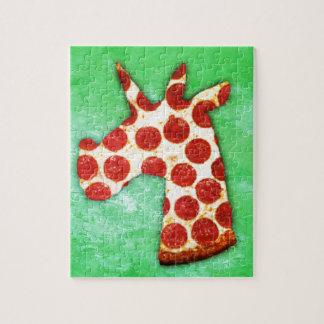 Unicorn Pizza Jigsaw Puzzle