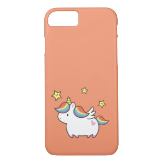 Unicorn Pony iPhone 7 Case