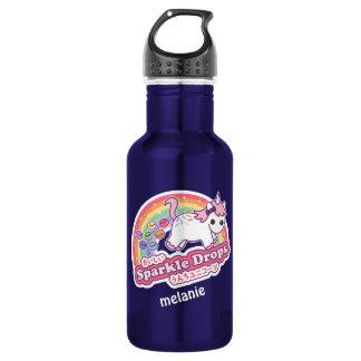 Unicorn Poo Candy 532 Ml Water Bottle