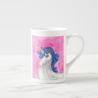 Unicorn Power Bone China Mug