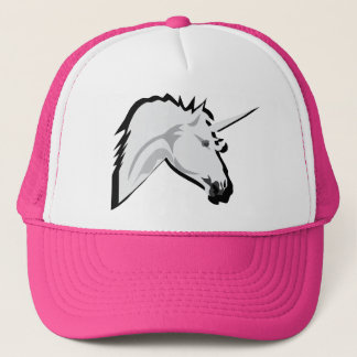 Unicorn Power Shadow Trucker Hat