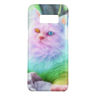 Unicorn Rainbow Cat Case-Mate Samsung Galaxy S8 Case