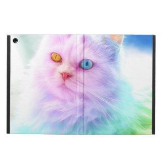 Unicorn Rainbow Cat iPad Air Cover