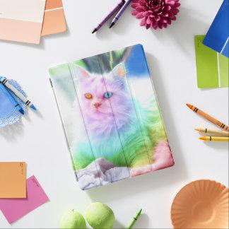 Unicorn Rainbow Cat iPad Smart Cover