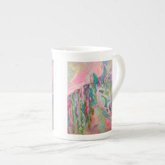 Unicorn Rainbow Guide Bone China Mug