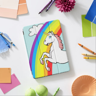 Unicorn Rainbow iPad Air Cover