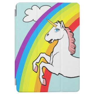 Unicorn Rainbow iPad Pro Cover