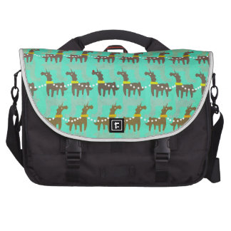Unicorn Red Nose Commuter Bag
