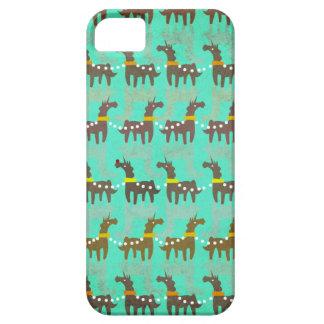 Unicorn Red Nose iPhone 5 Cases