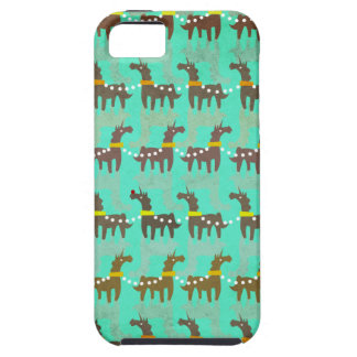 Unicorn Red Nose iPhone 5 Cover