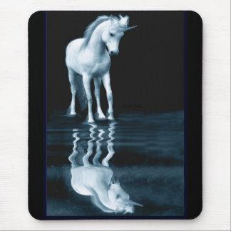 Unicorn Reflections mousepad