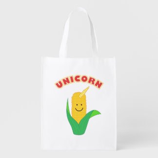 Unicorn Reusable Grocery Bag