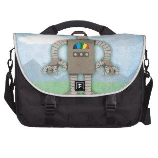 Unicorn Robot Laptop Bags