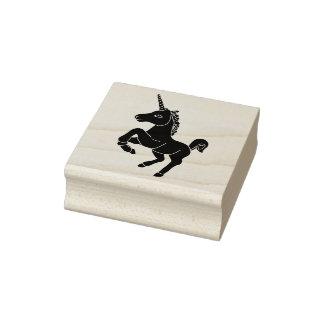 Unicorn Rubber Stamp (Clean)