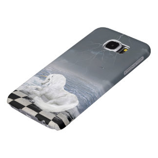 Unicorn Seascape Samsung Galaxy S6 Cases