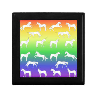 Unicorn selection jewelry boxes